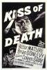 The Kiss of Death Movie Poster Print (27 x 40) - Item # MOVCF9179