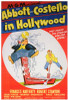 Abbott and Costello in Hollywood Movie Poster Print (27 x 40) - Item # MOVIF8199