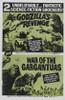 Frankenstein's Monsters: Sanda vs. Gaira Movie Poster Print (27 x 40) - Item # MOVCJ5255