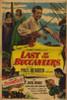 Last of the Buccaneers Movie Poster Print (27 x 40) - Item # MOVAH8660