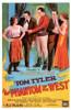 Phantom of the West Movie Poster (11 x 17) - Item # MOV200152