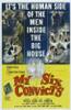 My Six Convicts Movie Poster Print (27 x 40) - Item # MOVEI8339