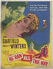 He Ran all the Way Movie Poster Print (27 x 40) - Item # MOVEH2611