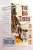 The Big Trees Movie Poster Print (27 x 40) - Item # MOVAJ8745