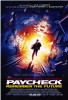 Paycheck Movie Poster Print (27 x 40) - Item # MOVAH4719