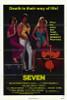 Seven Movie Poster Print (27 x 40) - Item # MOVIH2713