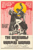 Werewolf vs. the Vampire Women Movie Poster Print (27 x 40) - Item # MOVEI1214