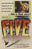 Five Movie Poster Print (27 x 40) - Item # MOVCB52173