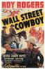 Wall Street Cowboy Movie Poster (11 x 17) - Item # MOV198128