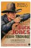 Hello Trouble Movie Poster (11 x 17) - Item # MOV198148