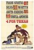 Four for Texas Movie Poster Print (27 x 40) - Item # MOVGF1430