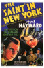 The Saint in New York Movie Poster (11 x 17) - Item # MOV170616