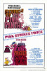 Pink Panther Strikes Again/Revenge of The Pink Panther Movie Poster Print (27 x 40) - Item # MOVGH8669