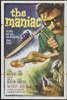 Maniac Movie Poster Print (27 x 40) - Item # MOVIJ5698