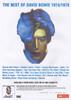 David Bowie Best of 1969-74 Poster - Item # RAR9992499