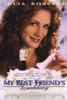 My Best Friend's Wedding Movie Poster Print (27 x 40) - Item # MOVCF0329