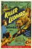 Killer Leopard Movie Poster Print (27 x 40) - Item # MOVCJ3785