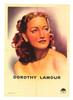 Dorothy Lamour Movie Poster Print (27 x 40) - Item # MOVCH5732