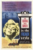 In the French Style Movie Poster Print (27 x 40) - Item # MOVAH9600