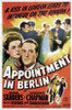 Appointment in Berlin Movie Poster Print (27 x 40) - Item # MOVIJ1163