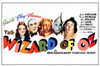 The Wizard of Oz Movie Poster Print (27 x 40) - Item # MOVAF7173