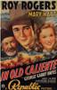 in Old Caliente Movie Poster (11 x 17) - Item # MOV199906