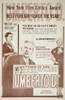 Umberto D. Movie Poster Print (27 x 40) - Item # MOVIB08370
