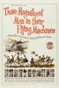 Those Magnificent Men in Their Flying Machines Movie Poster Print (27 x 40) - Item # MOVGI5701
