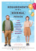 Requirements to be a Normal Person Movie Poster (11 x 17) - Item # MOVGB36155