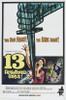 13 Frightened Girls Movie Poster Print (27 x 40) - Item # MOVAJ5234