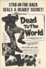 Dead to the World Movie Poster Print (27 x 40) - Item # MOVAF8434