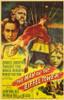 The Man on the Eiffel Tower Movie Poster Print (27 x 40) - Item # MOVGH3700