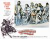 Werewolves On Wheels Stephen Oliver 1971 Movie Poster Masterprint - Item # VAREVCMCDWEONEC001H