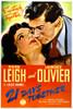 21 Days Together Us Poster From Left: Vivien Leigh Laurence Olivier 1940. Movie Poster Masterprint - Item # VAREVCMCDTWONEC118H
