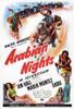 Arabian Nights Us Poster Art Top From Left Jon Hall Maria Montez 1942 Movie Poster Masterprint - Item # VAREVCMCDARNIEC008H