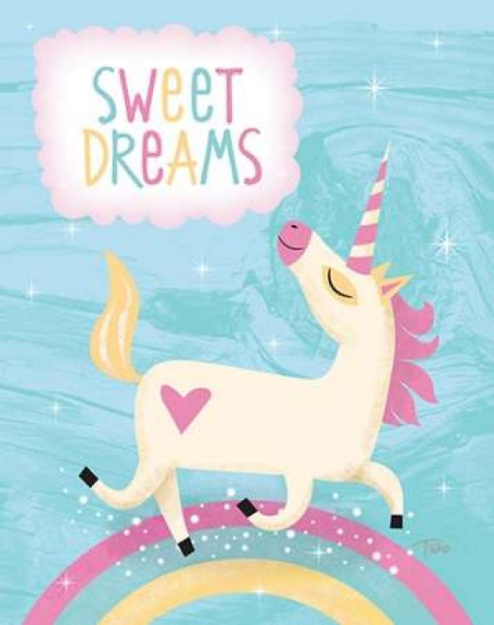 Unicorn I Poster Print By Teresa Woo Item Varpdxwoo104