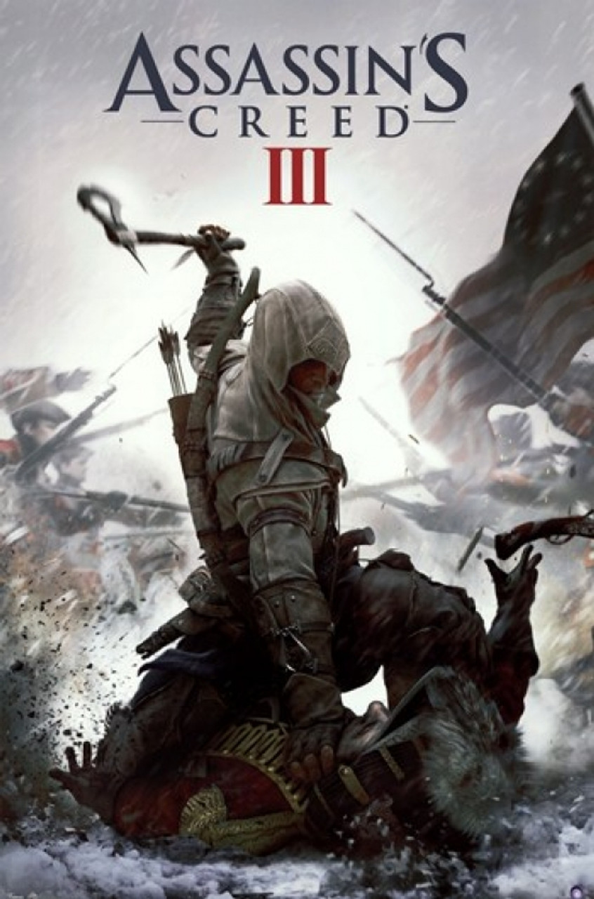 Assassin's Creed 3 - Ultimate Edition | RePack By R.G. Revenants