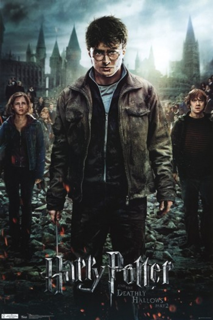 Harry Potter Movie Poster Hd