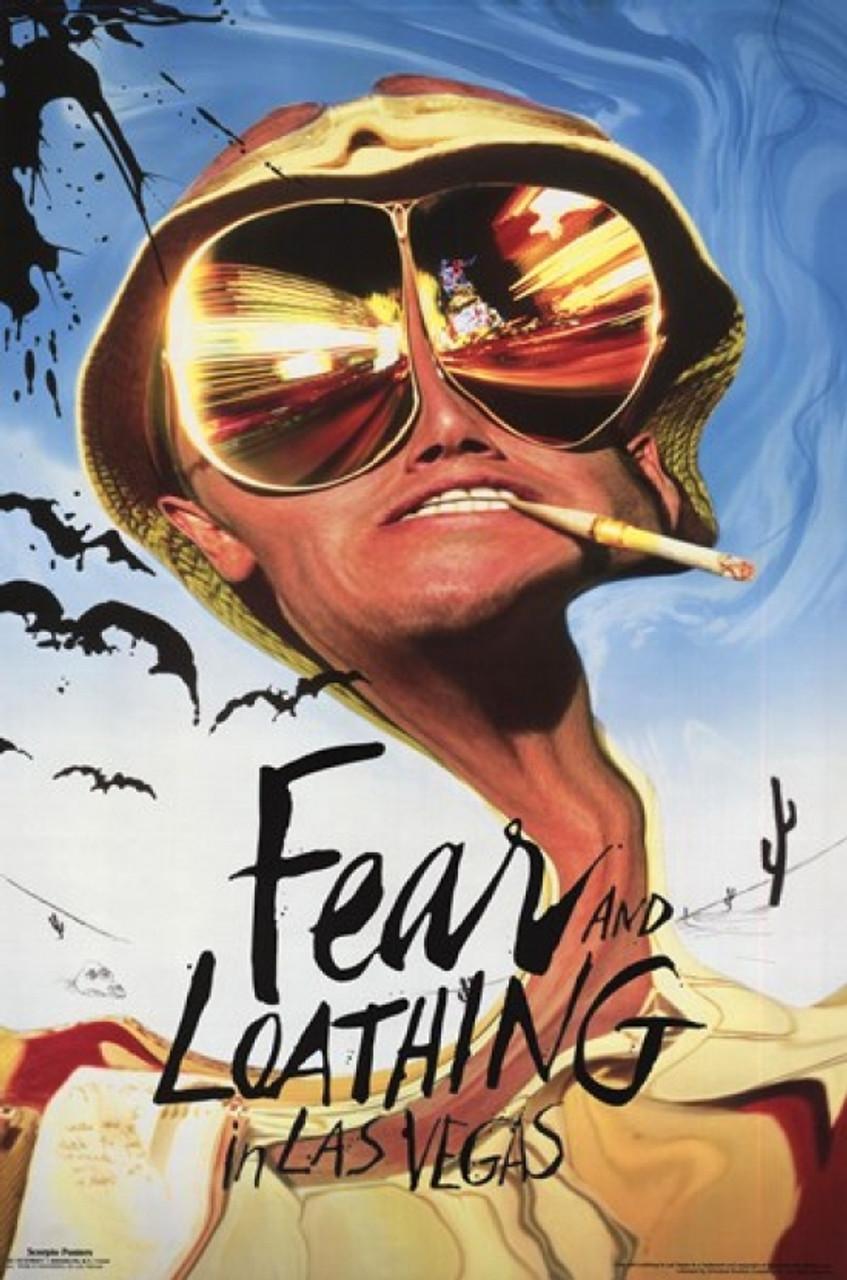 d14ffc077901 Fear & Loathing In Las Vegas - Hunter S. Thompson Poster Print (24 x 36) -  Item # SCO322 - Posterazzi
