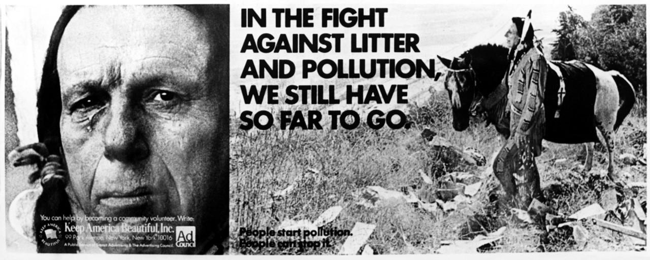 Keep America Beautiful' History - Item # VAREVCSBDPOLLCS001 ...