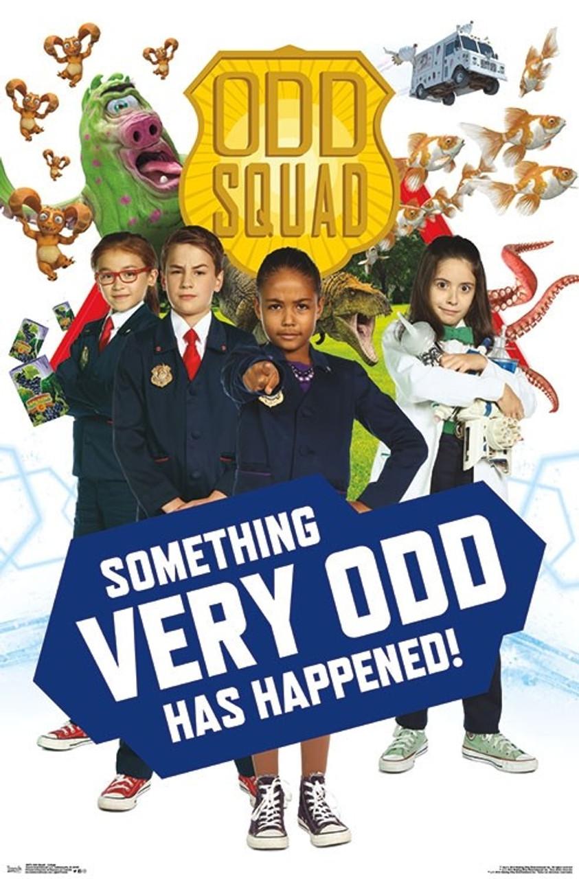 Odd Squad - Collage Poster Print - Item # VARTIARP16876