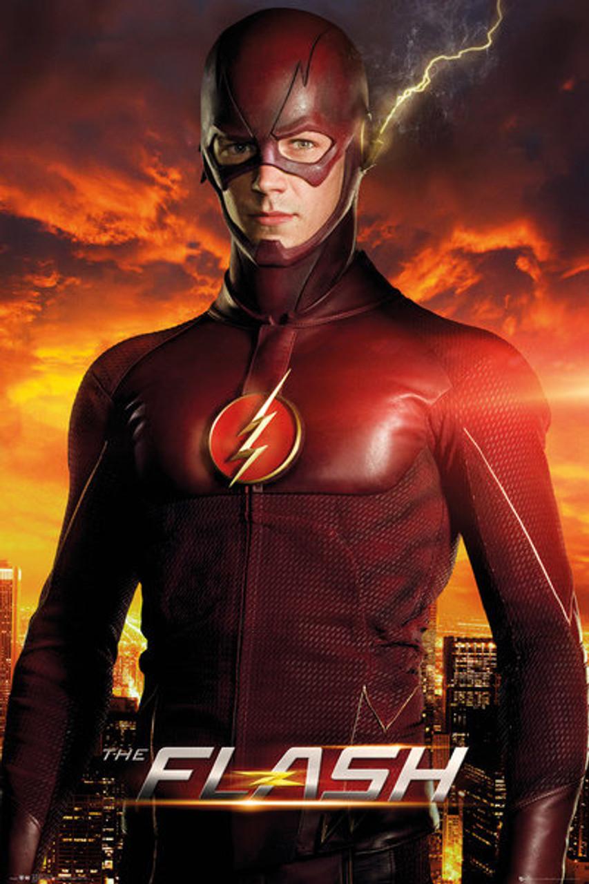 Wonderbaar The Flash Solo Poster Poster Print - Item # VARGBEFP4482 - Posterazzi RA-95