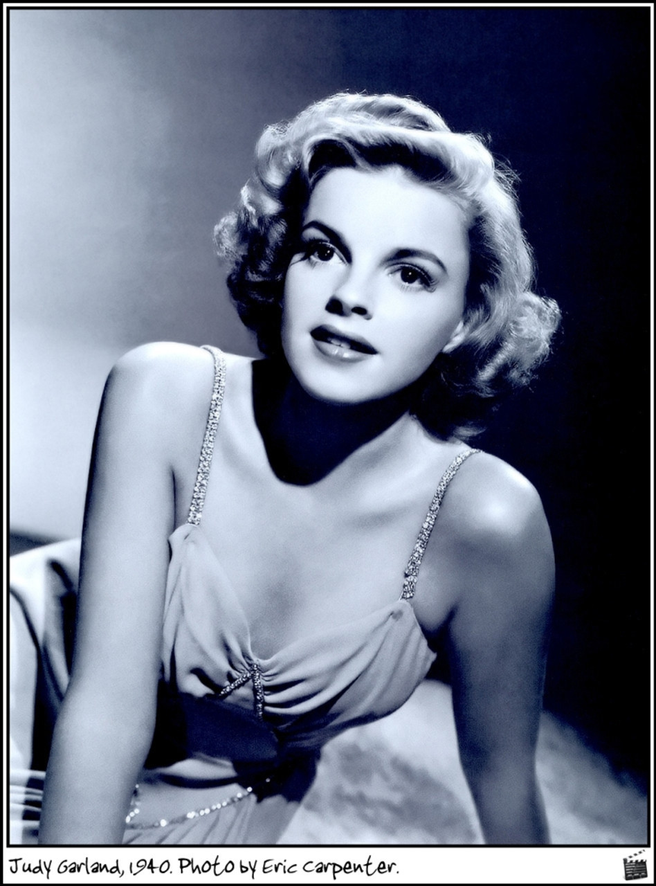 Judy Garland 1940 Photo By Eric Carpenter Photo Print 8 X 10 Item Dap18467 Posterazzi