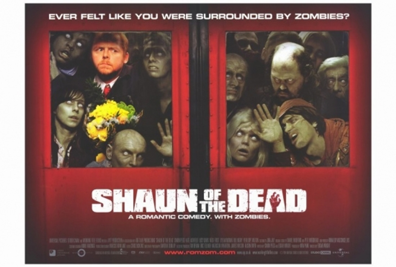 Shaun of the Dead Movie Poster Print (27 x 40) - Item # MOVAF3379 ...