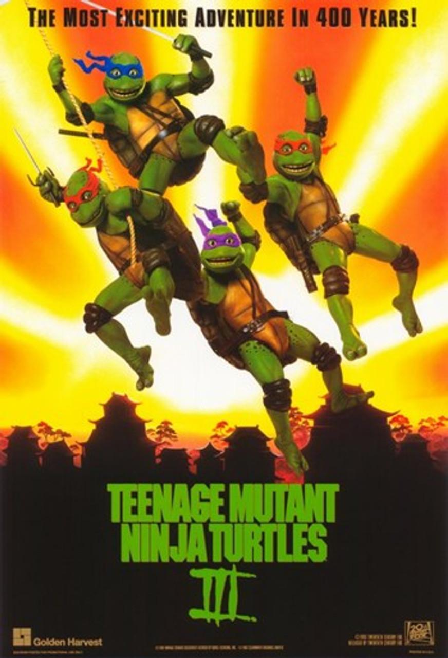 11x17 Ninja Rap TMNT Teenage Mutant Ninja Turtles High Quality Print !!