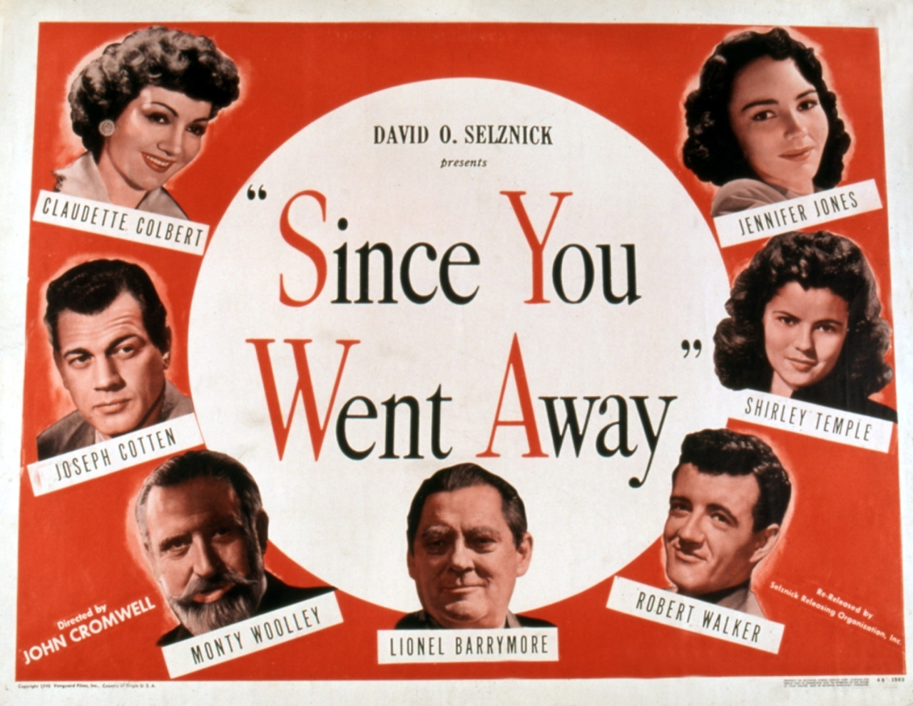 Image result for since you went away poster