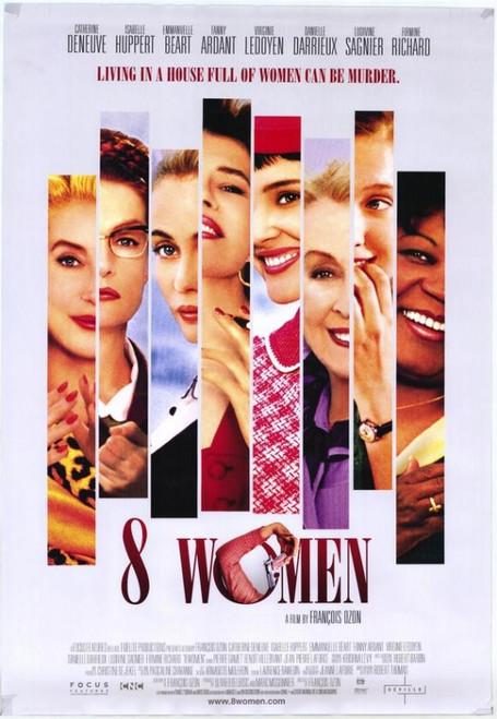 8 Women Movie Poster Print (27 x 40) - Item # MOVAG5808