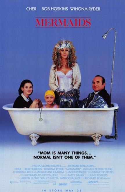 Mermaids Movie Poster (11 x 17) - Item # MOV210493