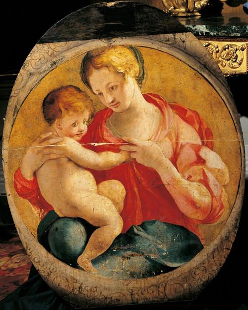 Madonna With Child Poster Print - Item # VAREVCMOND030VJ119H
