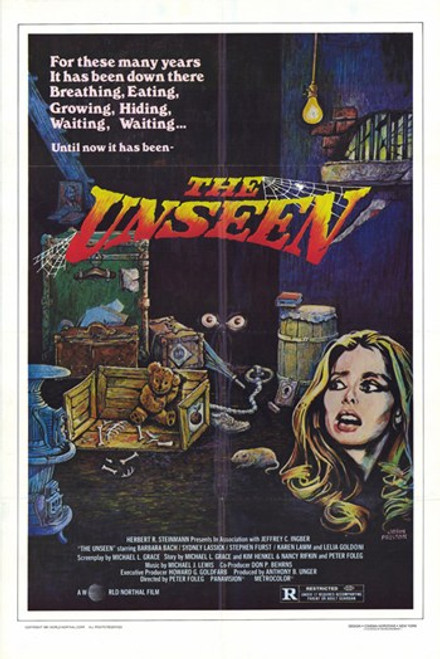 The Unseen Movie Poster (11 x 17) - Item # MOV205093